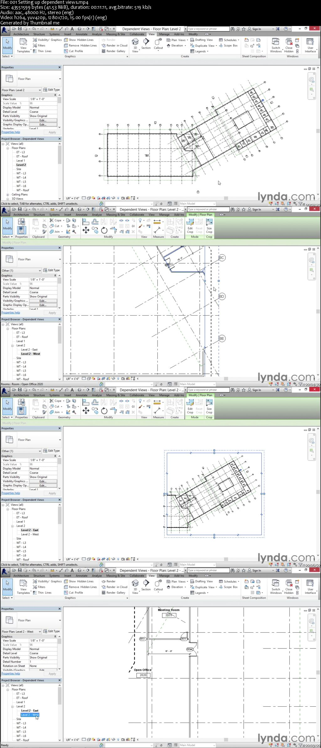 Lynda - Revit: Tips, Tricks, and Troubleshooting (Updated 26 Jan 2016)