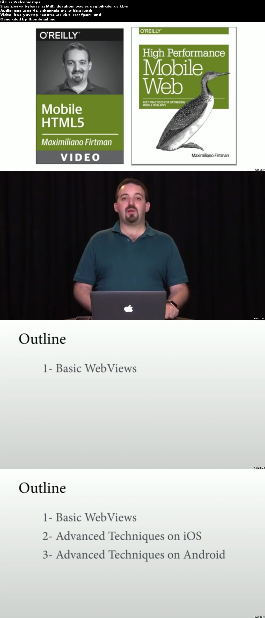 Mastering Web Views