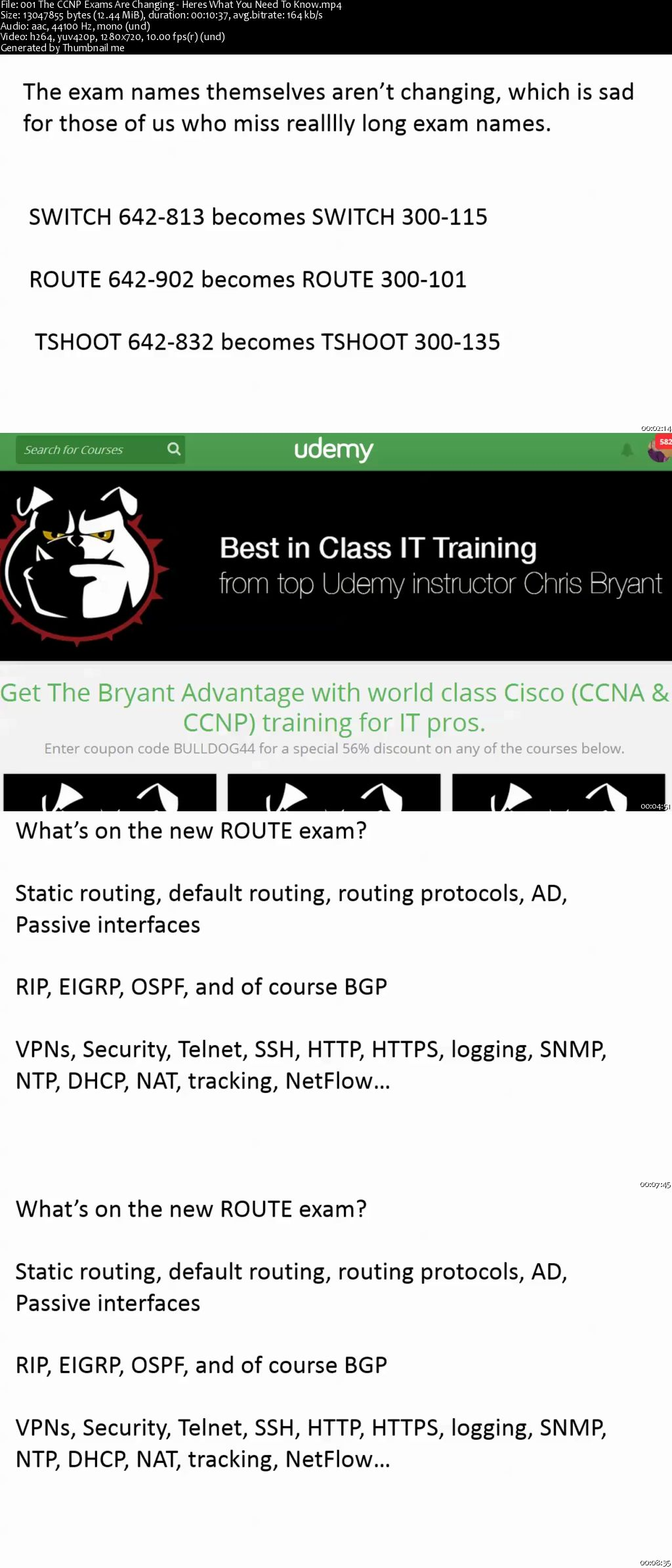 CCNP TSHOOT 2015 Video Boot Camp with Chris Bryant