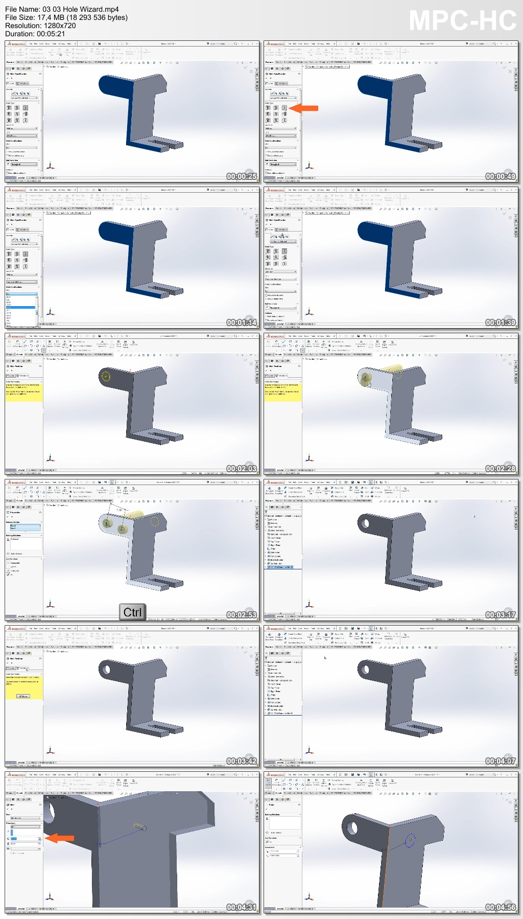 SOLIDWORKS Essentials - Basic Part Modeling