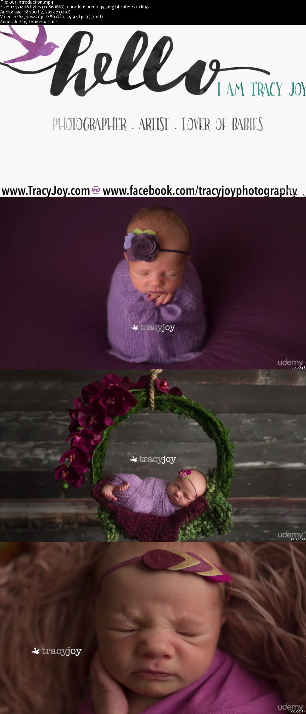 Newborn Photoshop & Lightroom Basics