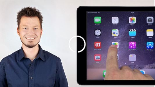 iPad Tutorial for iOS9 Part 1
