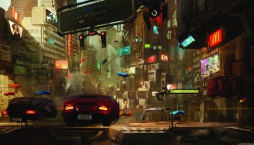 Uartsy - Concepting Futuristic Cityscapes in Photoshop