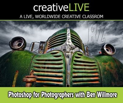CreativeLive - Photoshop for Photographers with Ben Willmore