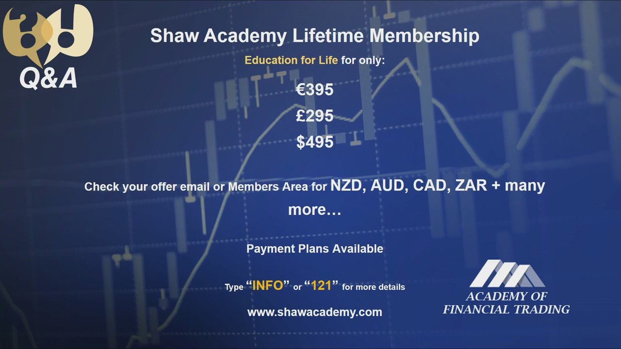 Academy of Financial Trading: Foundation Trading Programme Webinar (2016)