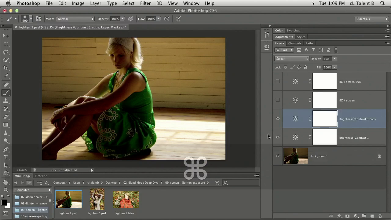 CreativeLive - Photoshop Deep Dive: Blend Modes with Lesa Snider