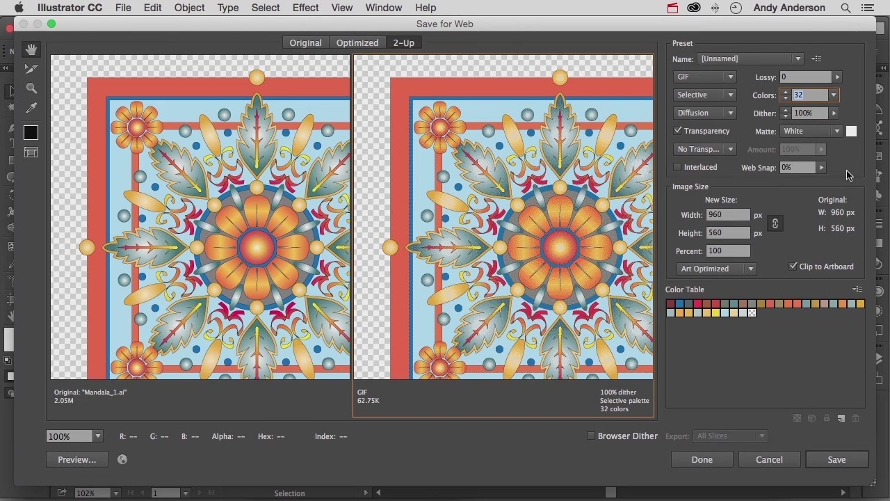 InfiniteSkills - Illustrator CC 2015 Training Video (2016)