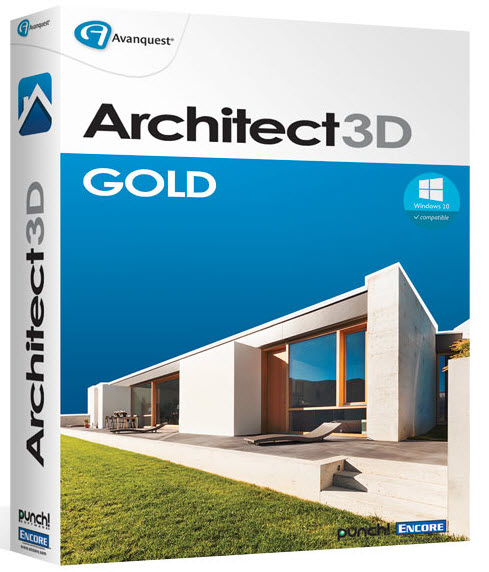 Architect 3D Gold v18 iSO