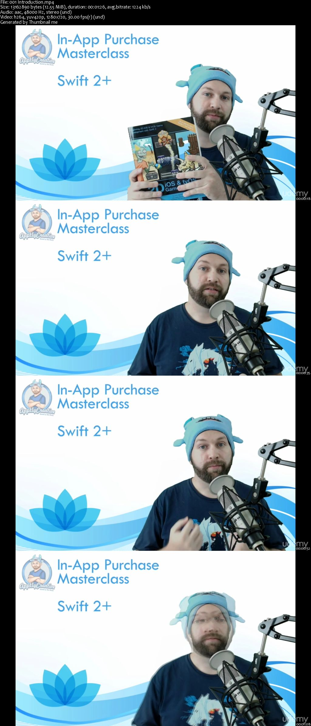 iOS In-App Purchase with Swift 2.2+ Masterclass