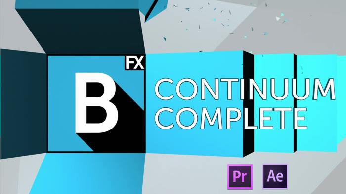 Boris Continuum Complete 10.0.1 CE for After Effects and Premiere Pro