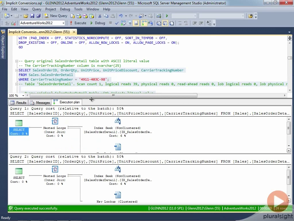 Scaling SQL Server 2012 Part 1 with Glenn Berry (2014)