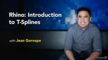 Lynda - Rhino: Introduction to T-Splines