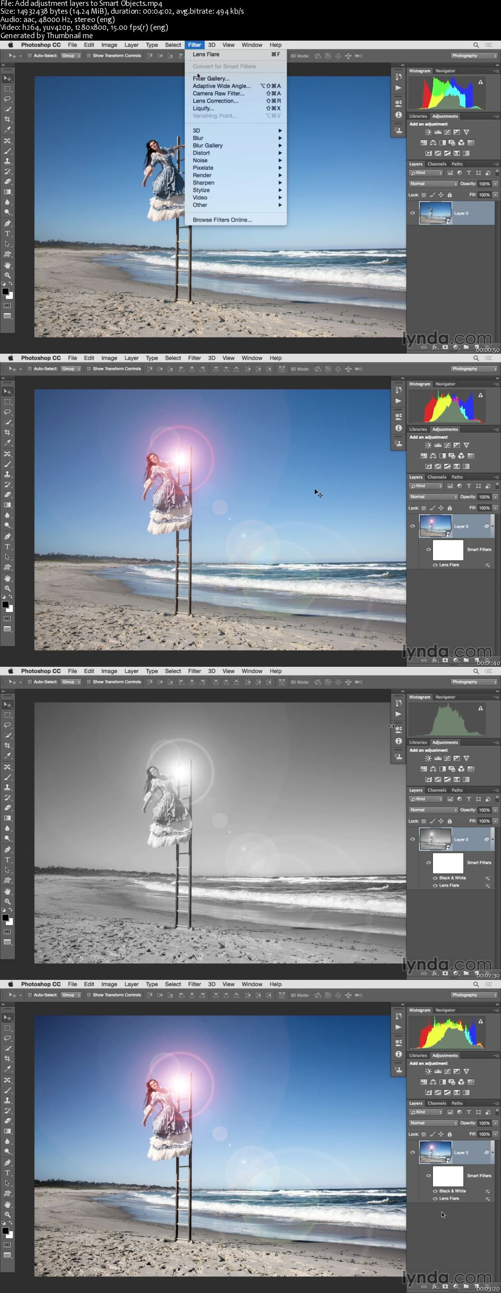 Photoshop for Photographers: 2015 Creative Cloud Updates [Updated 22 March 2016)