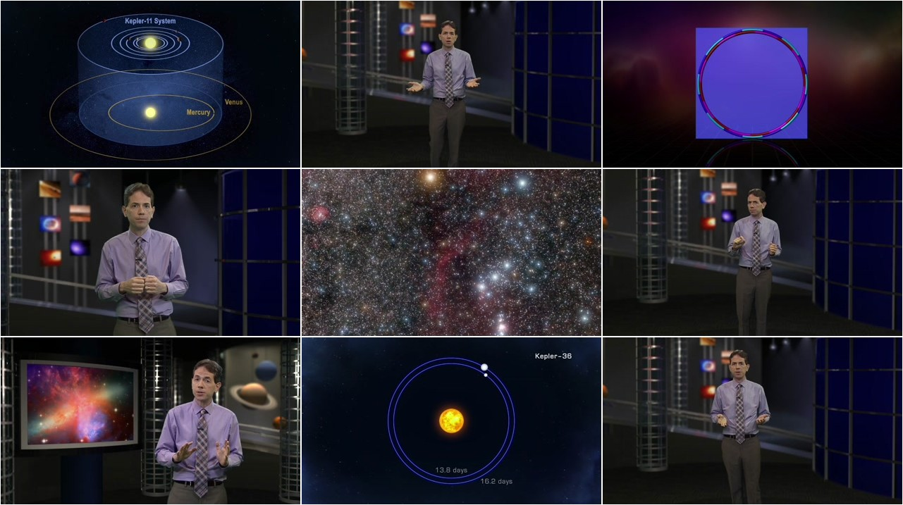 TTC Video - The Search for Exoplanets: What Astronomers Know