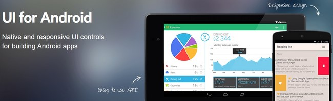 Telerik UI for Android 2016.1.316