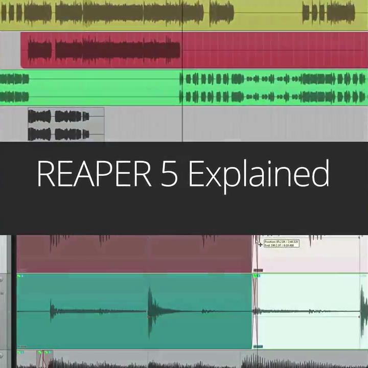 Reaper 5 Explained with Kenny Gioia (2016)