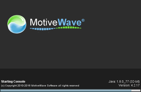 MotiveWave 4.2.7 Ultimate Edition