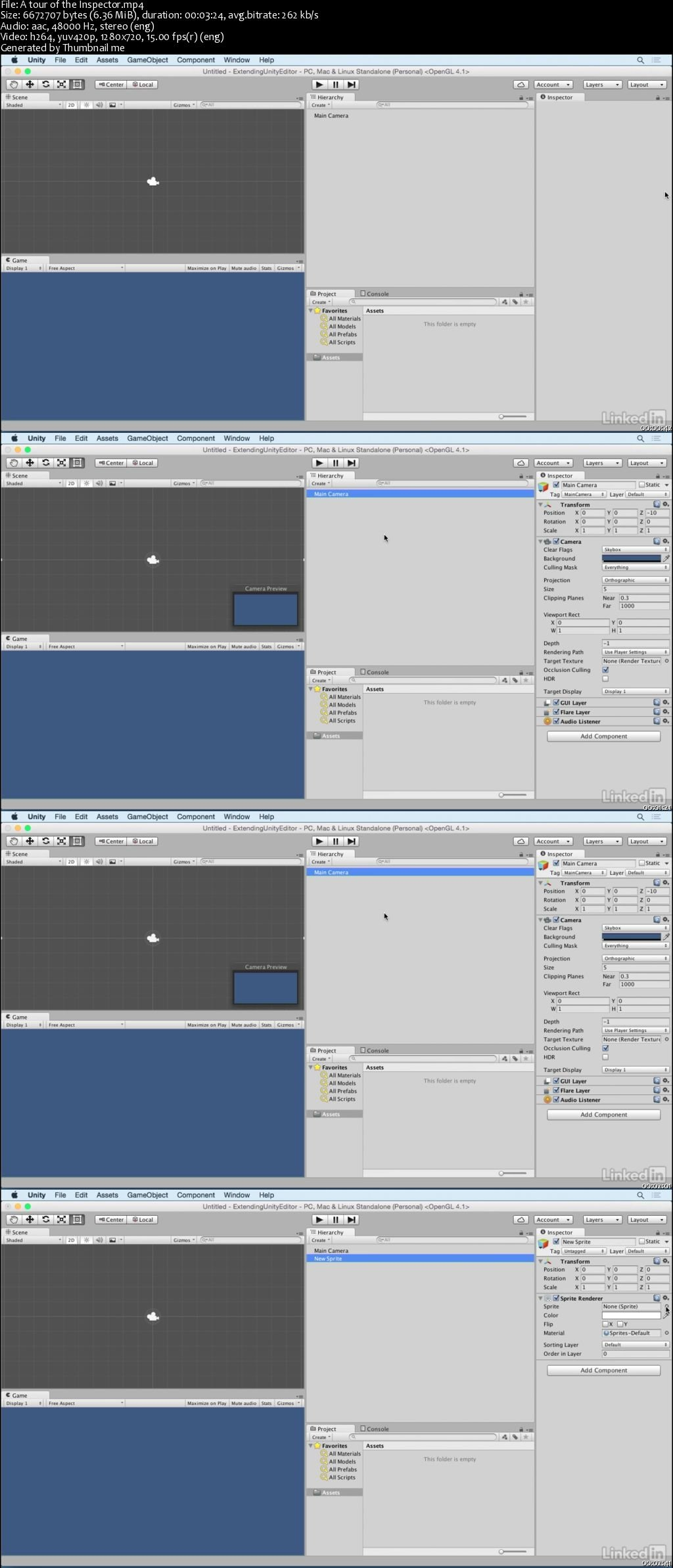 Building Custom Tools to Extend the Unity IDE