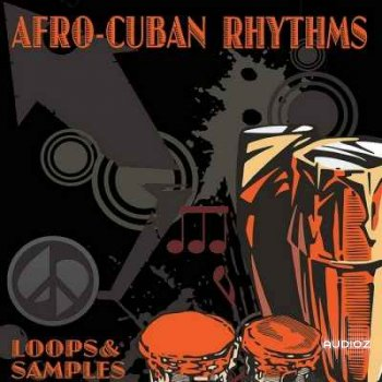 Peace Love Productions Afro Cuban Rhythms ACiD WAV AiFF REX-KRock screenshot