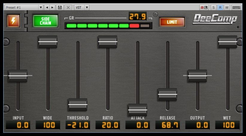 Dotec-Audio DeeComp v1.0.1 WiN