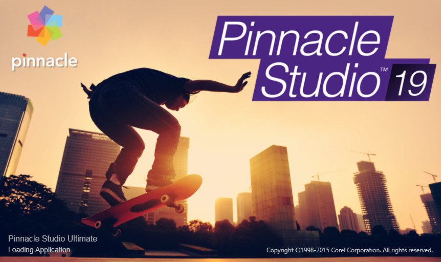 Pinnacle Studio Ultimate 19.5.0 Multilingual (x86/x64)