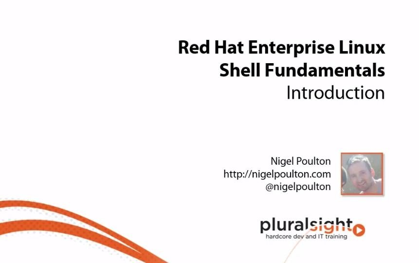 Red Hat Enterprise Linux Shell Fundamentals
