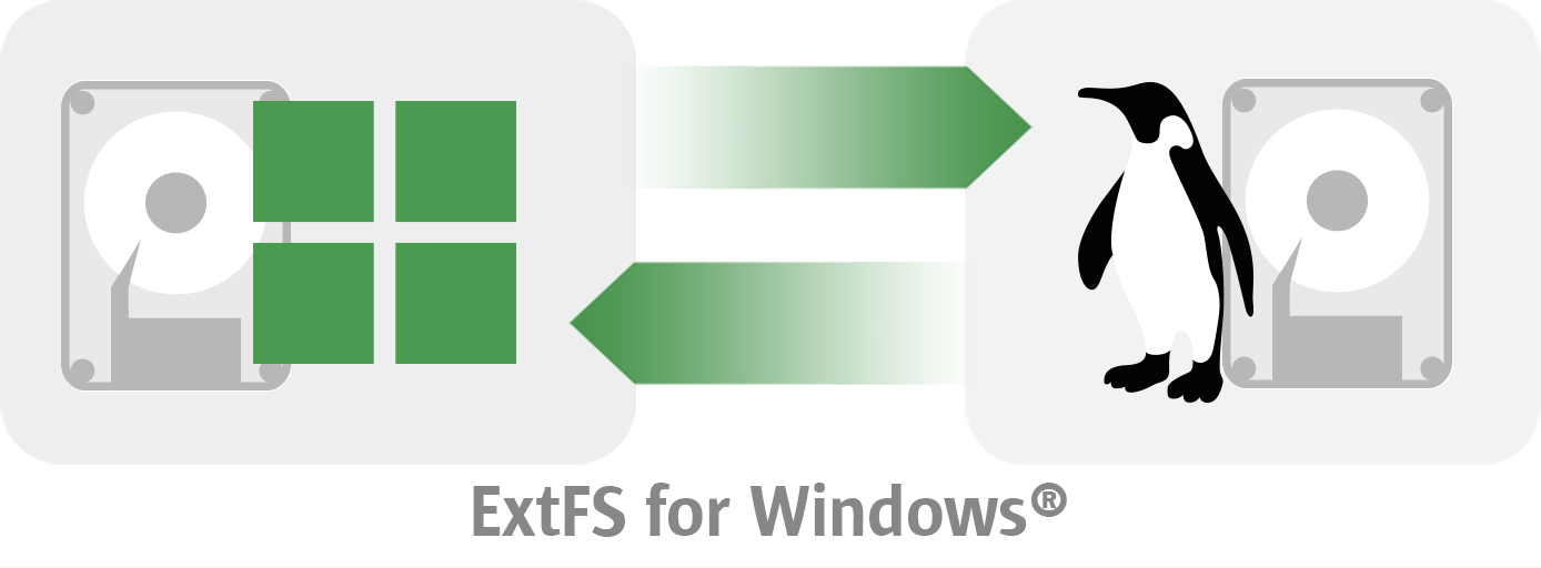 Paragon ExtFS for Windows Professional 3.36