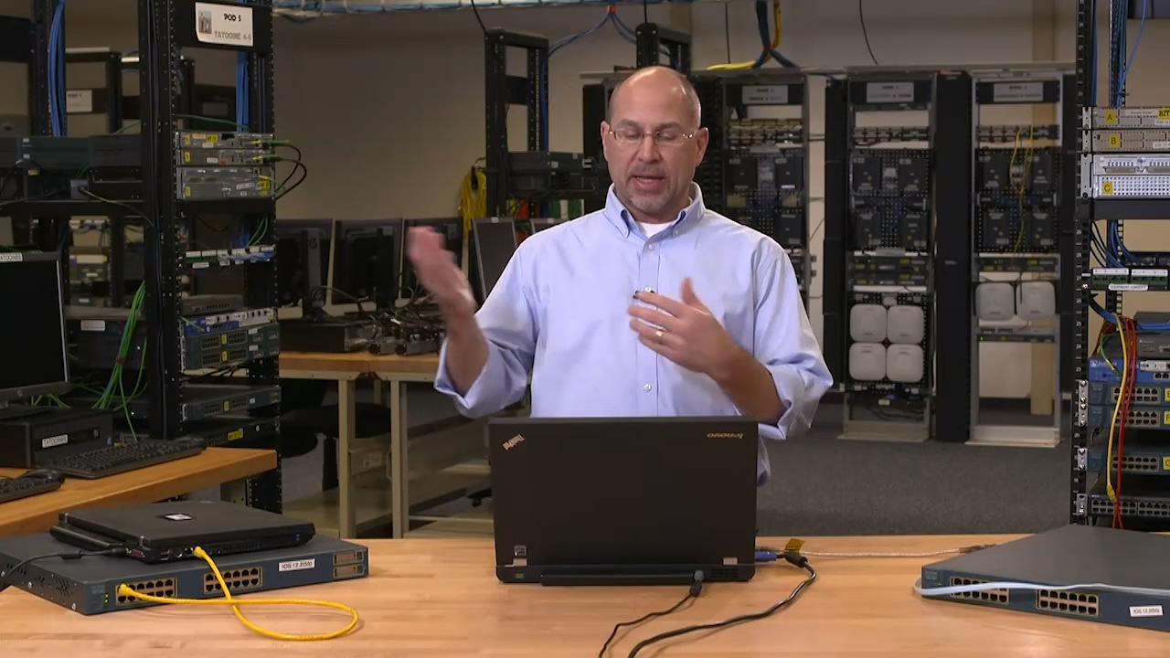 Advanced Network Engineering Training Video