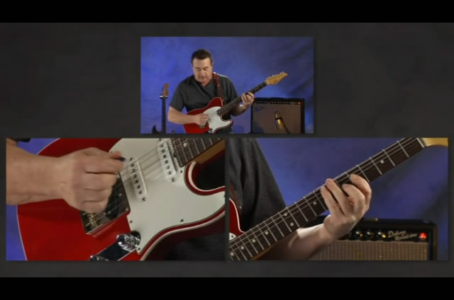 Steve Trovato - Beginning Blues - Rhythm Guitar