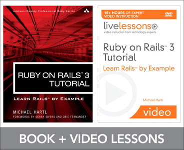 Ruby On Rails 3 Tutorial - Learn Rails By Example [repost]