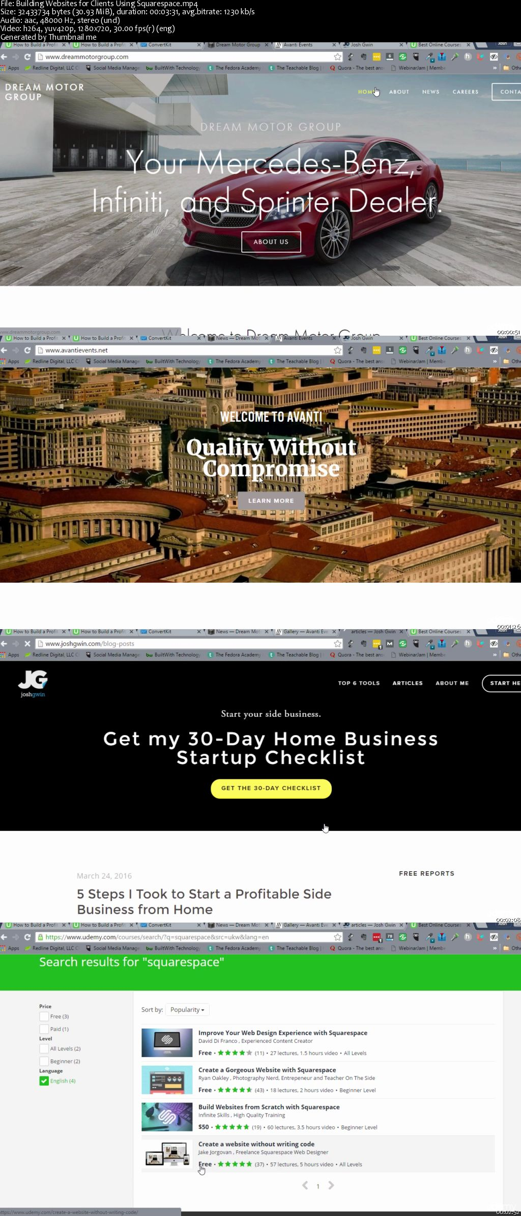 How to Build a Profitable Web Design Business in 30 Days