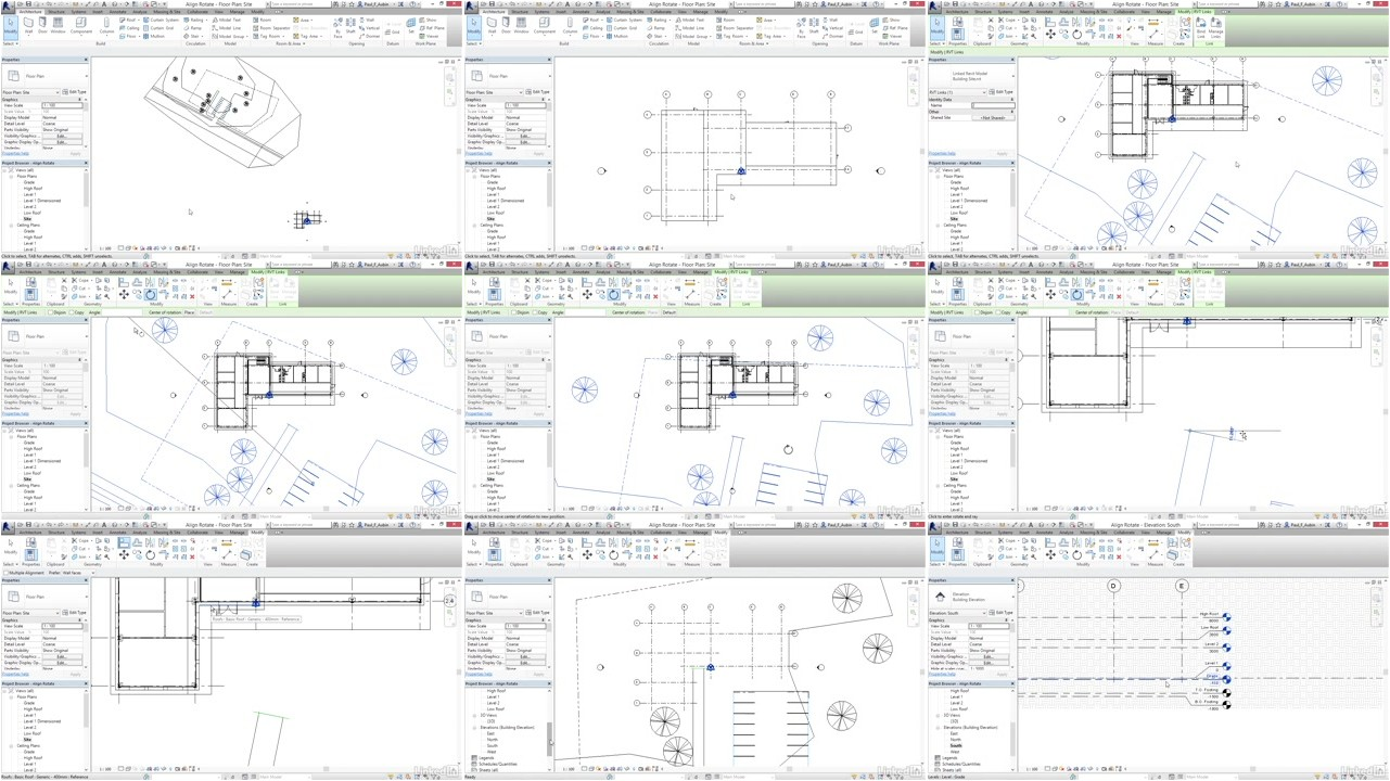 Revit 2017: Essential Training for Architecture (Metric)
