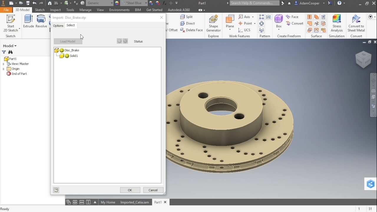What's New in Inventor 2017 Training Video