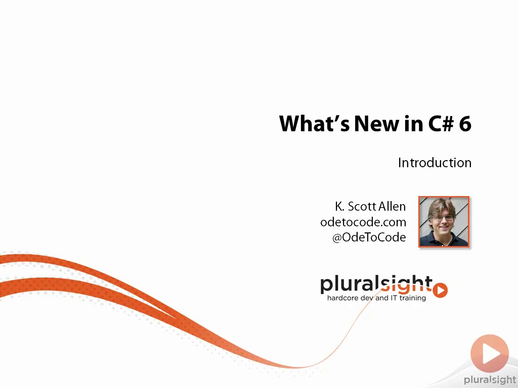 What's New in C# 6