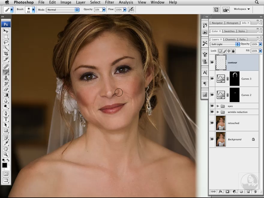 Photoshop CS3 Portrait Retouching Techniques with Chris Orwig