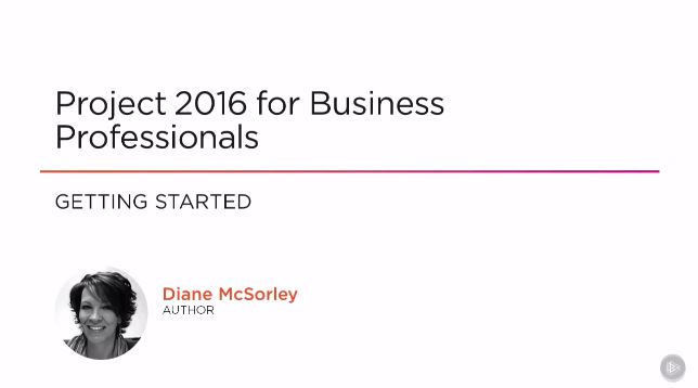 Project 2016 for Business Professionals