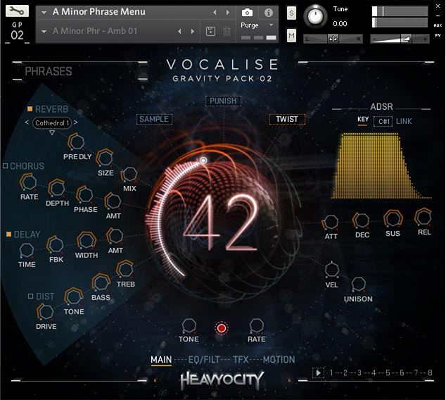 Heavyocity Vocalise KONTAKT