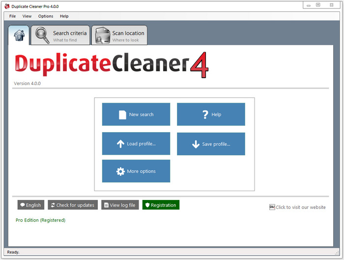 DigitalVolcano Duplicate Cleaner Pro 4.0.0