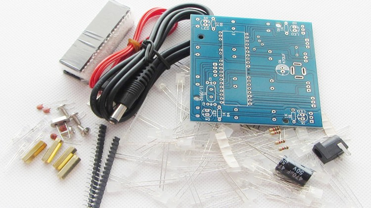PIC Microcontroller Practical Course Learn By Building Real Life Projects