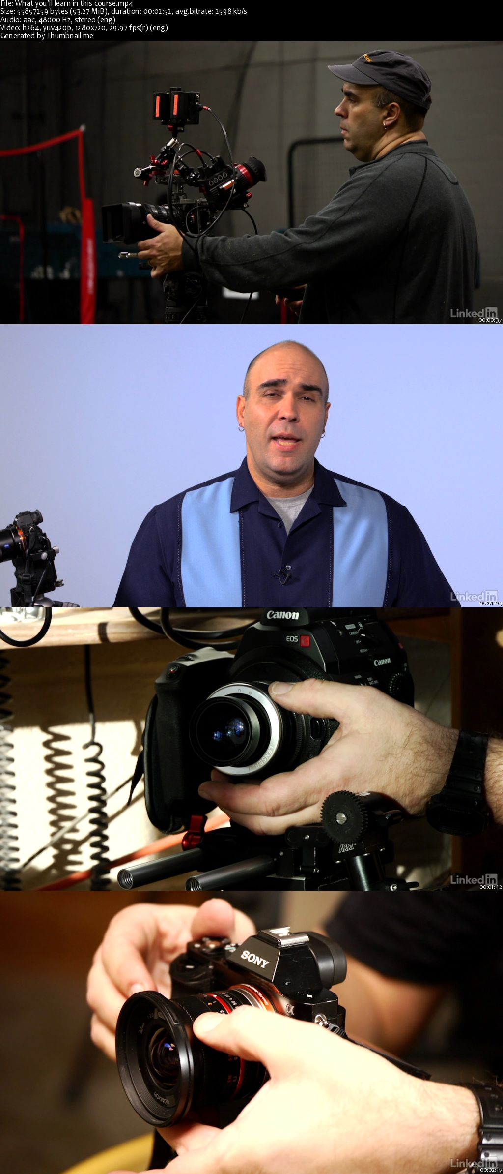 Prime Lenses for Photography and Video Production