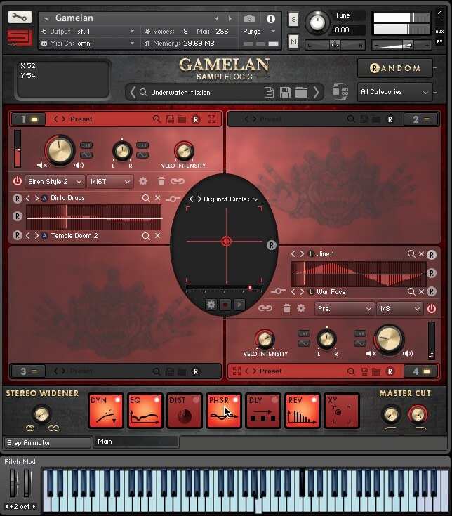 Sample Logic Gamelan KONTAKT