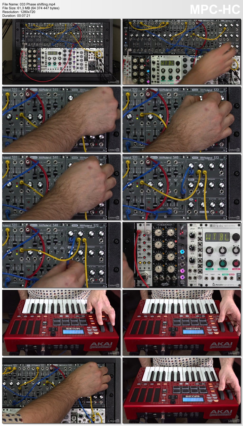 Lynda - Learn Modular Synthesis