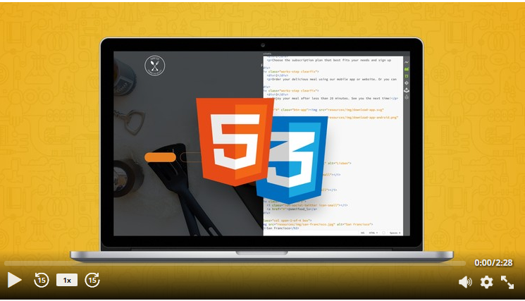 Udemy - Build Responsive Real World Websites with HTML5 and CSS3 (Update 2016)