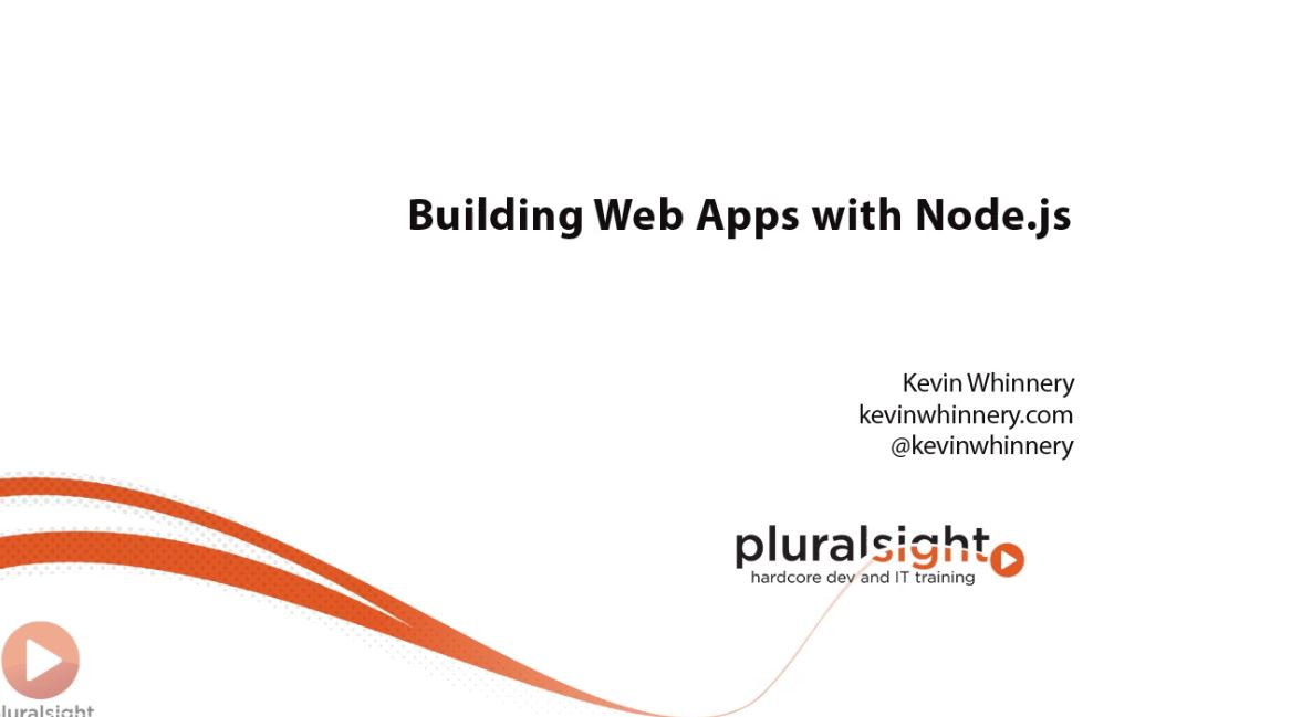 Building Web Apps With Node.js [repost]