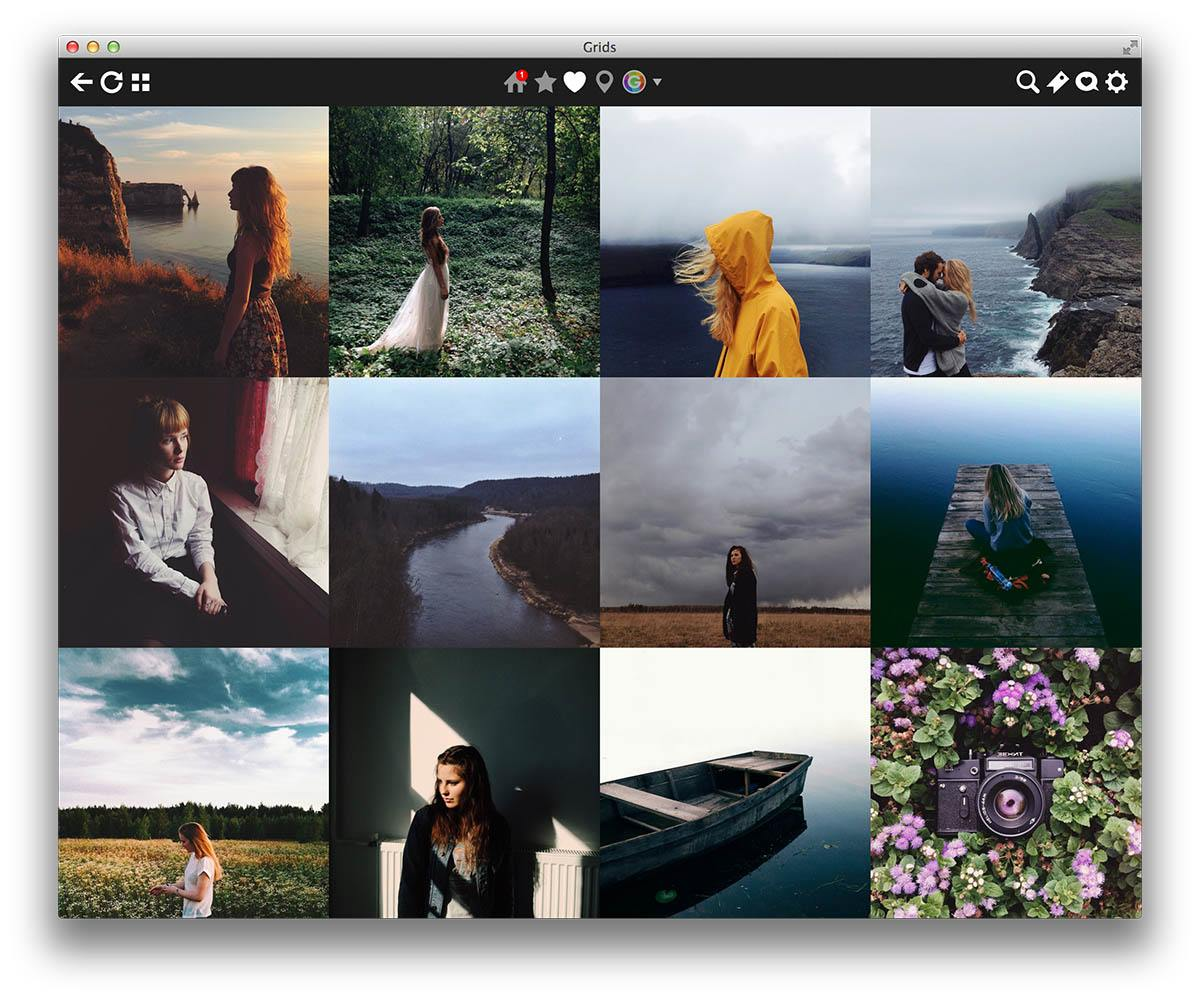 Grids for Instagram 3.1.2 Multilangual Mac OS X