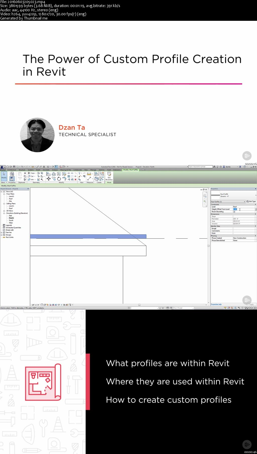 The Power of Custom Profile Creation in Revit