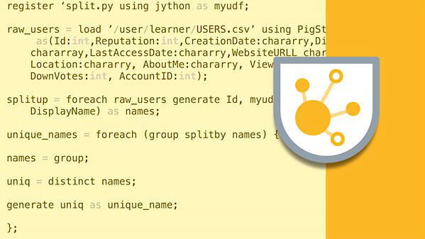 Lynda - Data Analysis on Hadoop