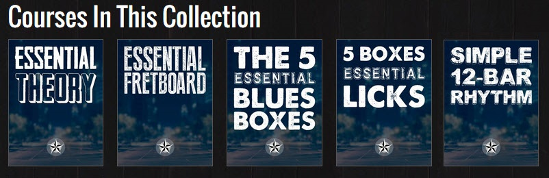 Texas Blues Alley: The Woodshed Lessons - The Essentials Collection