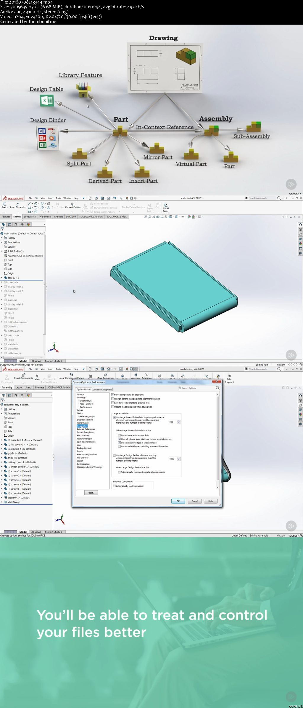 SOLIDWORKS - File Management