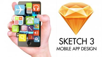 Sketch 3 - Mobile App Design (UI & UX Design) [Updated]
